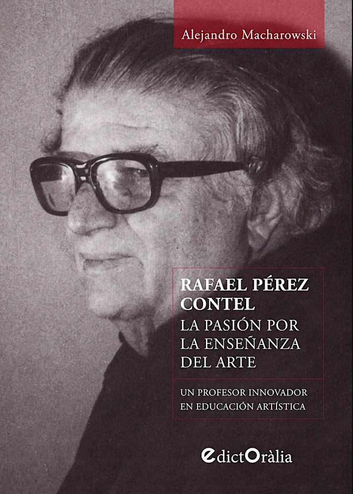 Imagen de Conferència d'Alejandro Macharowski sobre Rafael Pérez Contel