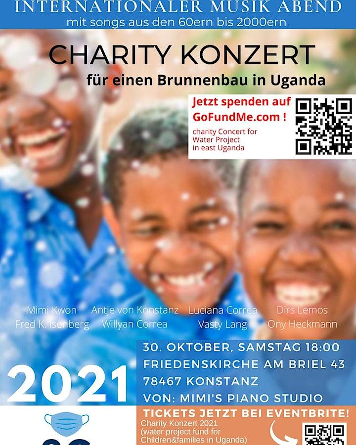 Charity Concert 2021(water project fund for Children&families in Uganda): Bild
