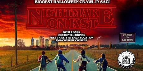 NIGHTMARE ON K STREET HALLOWEEN COSTUME BAR CRAWL tickets