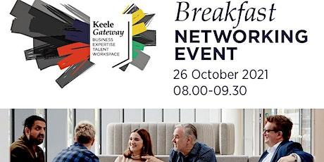 Breakfast Networking tickets