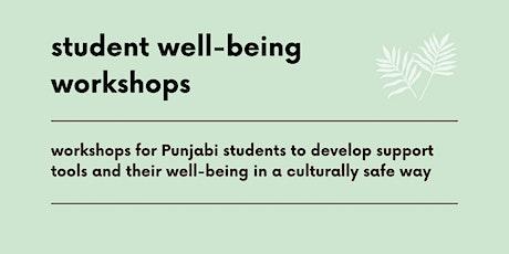 Taraki x SYM: Student Wellbeing Workshop: Values and Boundaries tickets