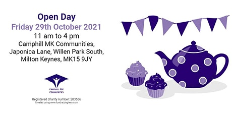 Camphill MK's 40th Birthday Open Day tickets