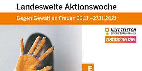 Psychische Gewalt und ihre Folgen - ein Interview & Akustische Ausstellung tickets