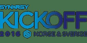 Synergy Worldwide Kick Off 2016 - Oslo, Norway