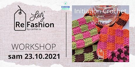 Initiation au crochet Tickets