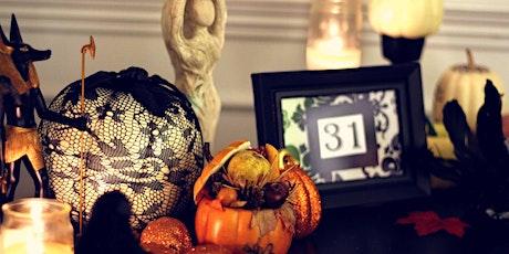 Grief & Gratitude: A Samhain Ceremony for Women tickets