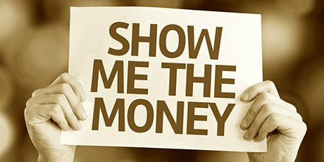 Show Me the Money - General arts grants: One-to-one sessions tickets