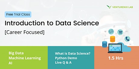 Online Class: Introduction to Data Science with Python (Cantonese) tickets