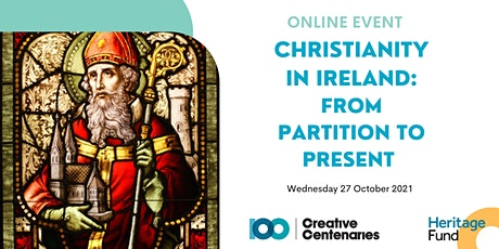 Christianity in Ireland: From Partition to Present tickets