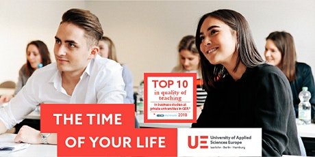 Post-Fair FREE Webinar: University of Europe for Applied Sciences (Germany) tickets