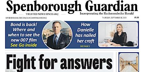 Spenborough Guardian First Class New Starter's Edition tickets