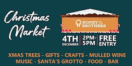 Honey Brothers Santa's Grotto tickets