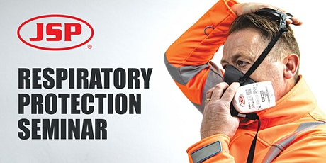 Respiratory Protection Seminar by JSP Safety tickets