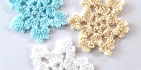 Christmas Crochet Workshop with Gaynor White tickets