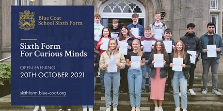 Sixth Form Open Evening 2021 tickets