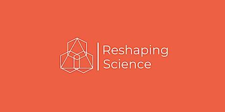 #2 Reshaping Science - Escoltem la tecnologia Blockchain entradas