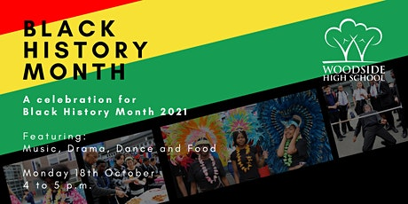 Black History Month Celebration Afternoon tickets