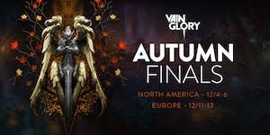 Vainglory Autumn Season 2015 Live Finals (North...