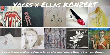 Voces x Ellas Konzert Tickets