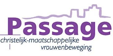 Passage online Kunst, Cultuur en Literatuurmiddag  9 november 2021 tickets