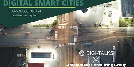 Harvesting Climate Benefits of Smart Cities X Implement Consulting Group tickets