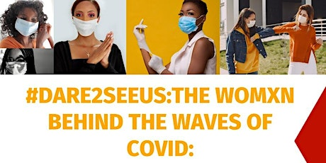 Dare2SeeUs: Womxn behind the waves - Opportunities and Failures biljetter