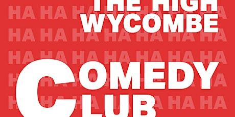 High Wycombe Comedy Club tickets