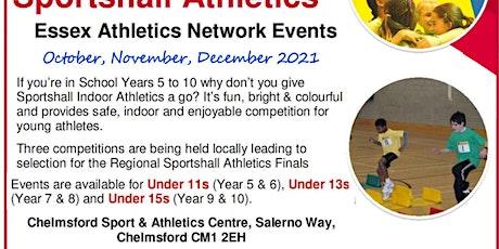 EAN Sportshall 2021  Round 2 tickets