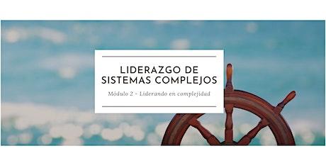 Módulo 2 - Liderazgo de sistemas complejos : LIDERAR LA COMPLEJIDAD entradas