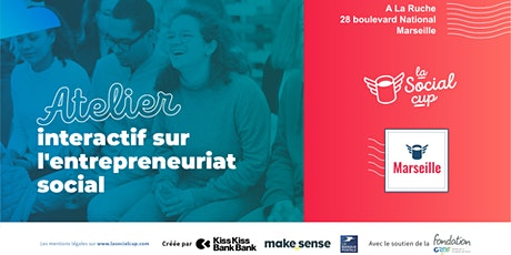 Atelier sur l'entrepreneuriat Social billets
