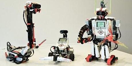 Workshop Mindstorms EV3 tickets