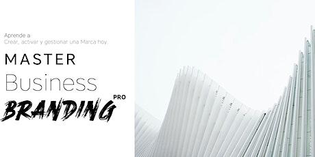 Branzai Business Branding PRO - Noviembre tickets