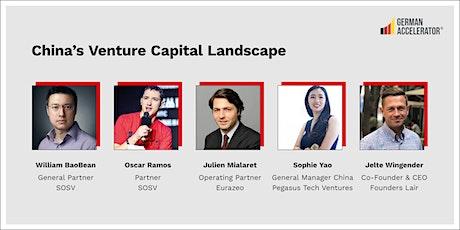 China's Venture Capital Landscape tickets