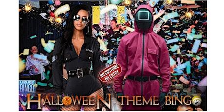 Halloween Costume bingo and Party tickets