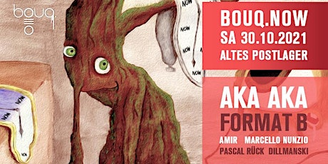 BOUQ.NOW @ ALTES POSTLAGER  (2G  ONLY) Tickets