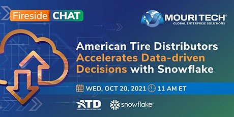 ATD Accelerates Data-driven Decisions with Snowflake tickets