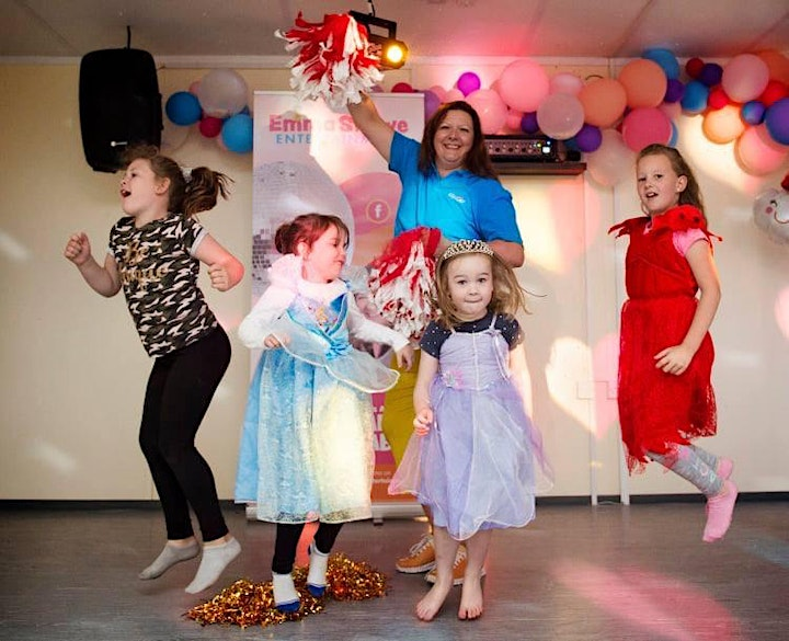 Trick or Treat disco for under12s image