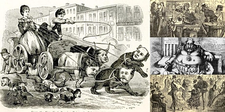 'Wild Wild Gotham, 1872: A Year of Sex, Suffrage, and Scandal' Webinar tickets