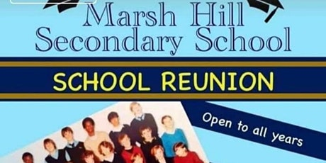 All YEARS Big Marsh Hill School Reunion tickets