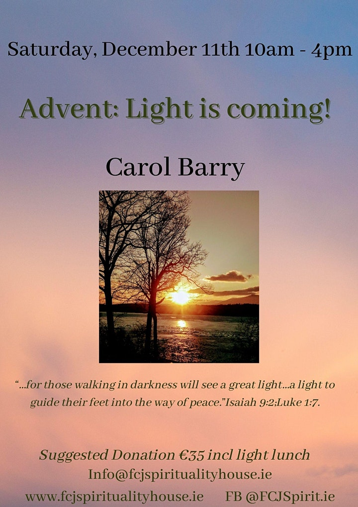 Advent: Light is coming! image