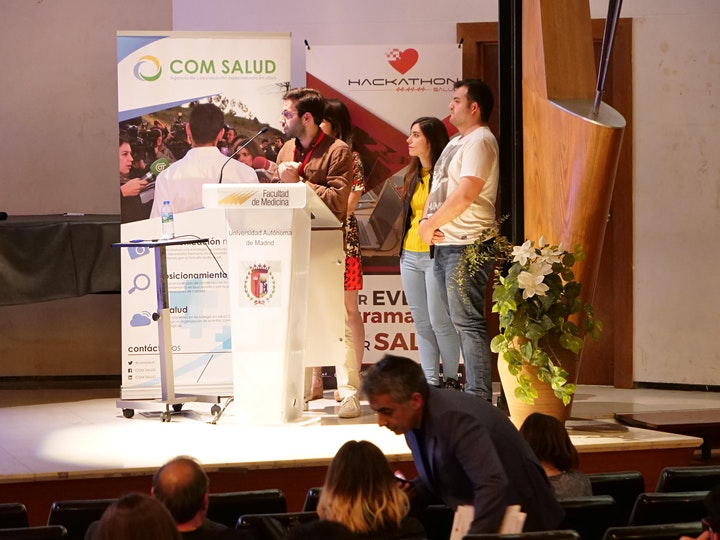 Imagen de Hackathon Salud 2021
