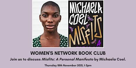 Women's Network November Book Club tickets