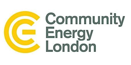 Community Energy London October 2021 Meeting tickets