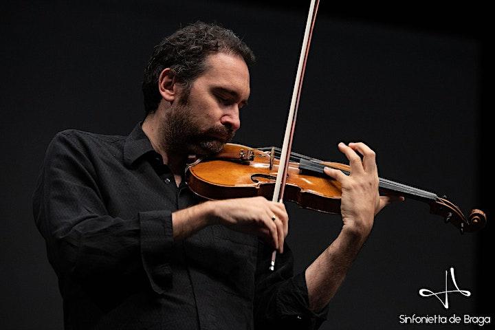 imagem Recital Duo Lawson & Lawson - II Jornadas do Violino