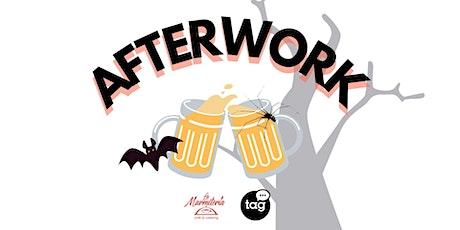Therror Night Afterwork entradas