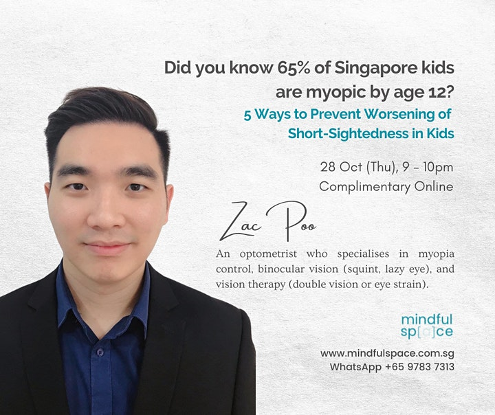 ExpertChat: 5 Ways to Prevent Worsening of Short-Sightedness in Kids image