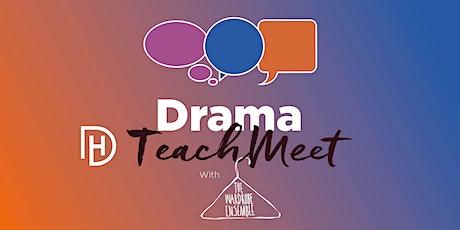 Drama TeachMeet with The Wardrobe Ensemble tickets