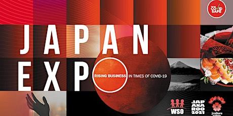 JAPAN EXPO 2021 tickets