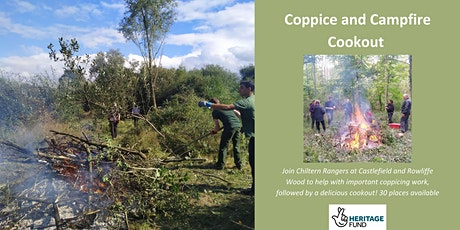 Coppicing and Campfire Cookout with Chiltern Rangers tickets