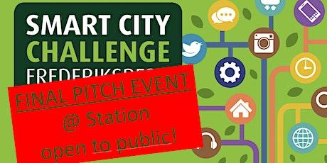 Smart City Solution Pitching  - Final Event biljetter